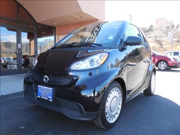 2015 Smart fortwo for sale in Colorado Springs, CO