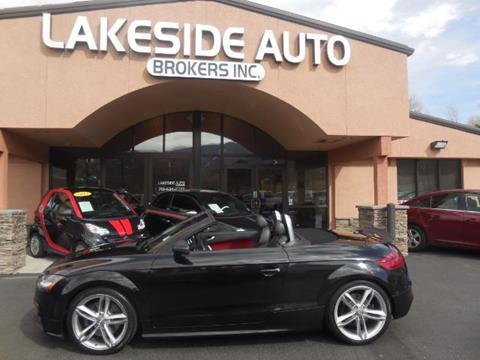 2009 Audi TTS for sale in Colorado Springs, CO