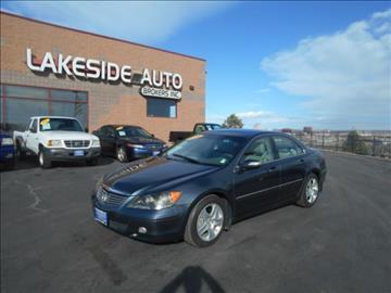 Used Acura Rl For Sale Colorado