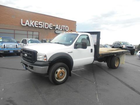 2006 Ford F-550 for sale in Colorado Springs, CO