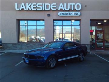 Lakeside Auto Brokers Used Cars Colorado Springs Co Dealer