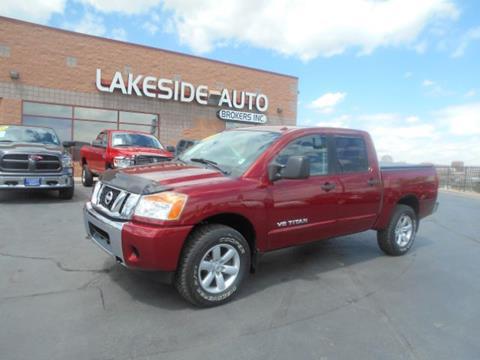2014 Nissan Titan for sale in Colorado Springs, CO