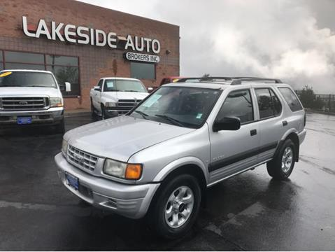 1999 Isuzu Rodeo for sale in Colorado Springs, CO