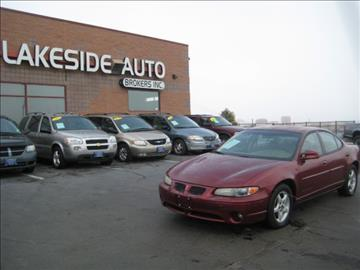 2001 Pontiac Grand Prix for sale in Colorado Springs, CO