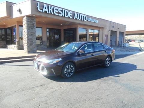 Toyota avalon for sale in colorado springs co for Toyota motor city colorado springs