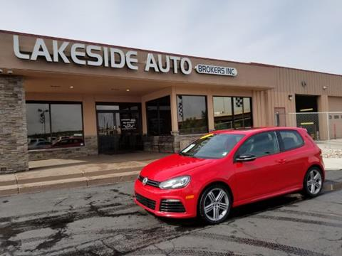 2012 Volkswagen Golf R for sale in Colorado Springs, CO