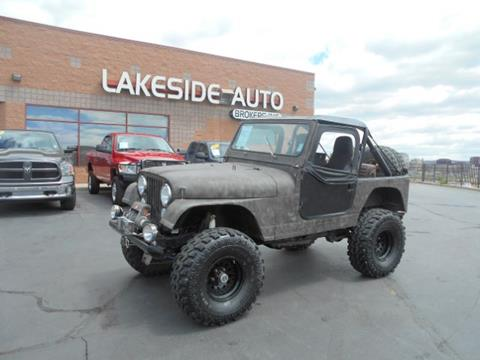 1984 Jeep CJ-7 for sale in Colorado Springs, CO