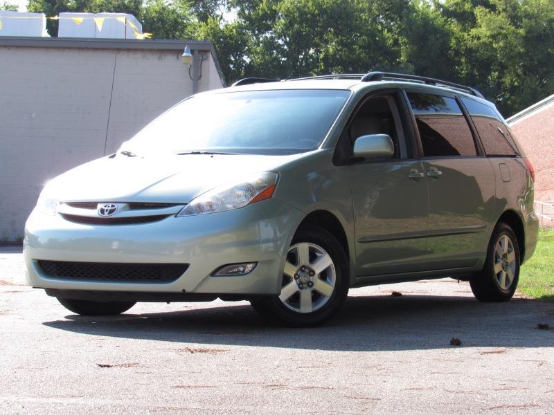 2010 Toyota Sienna For Sale In North Carolina