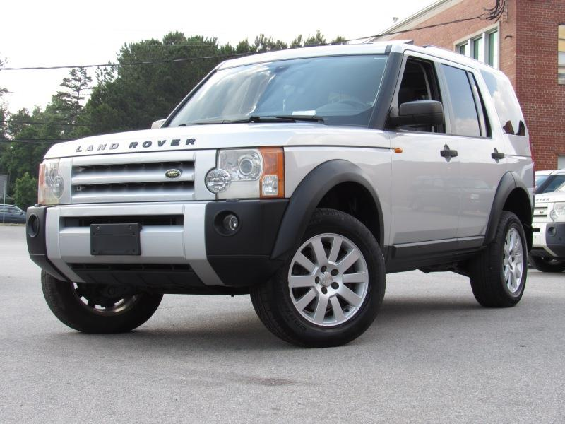 2005 land rover lr3 se 4wd 4dr suv in raleigh nc euro motors llc. Black Bedroom Furniture Sets. Home Design Ideas