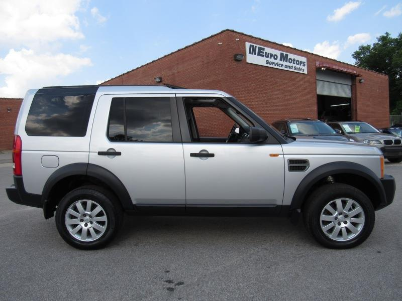2005 Land Rover Lr3 Se 4wd 4dr Suv In Raleigh Nc Euro