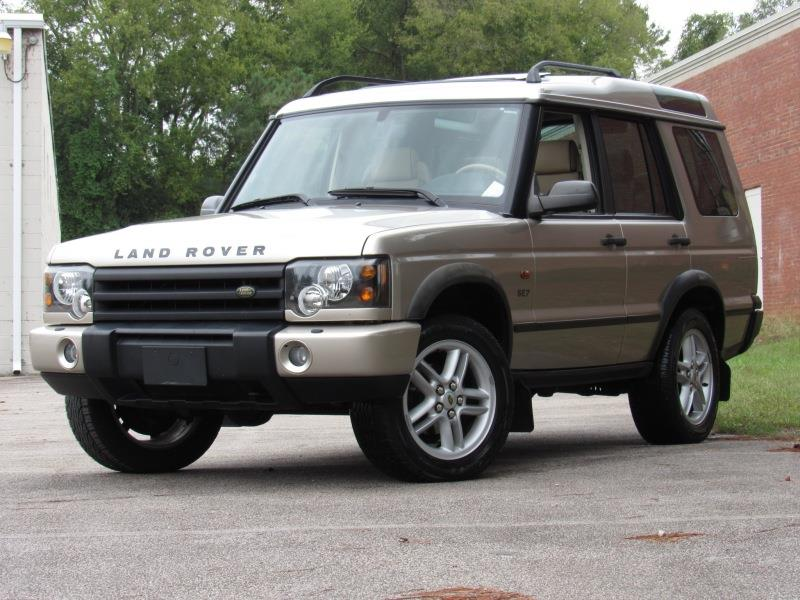 land rover discovery for sale in north carolina. Black Bedroom Furniture Sets. Home Design Ideas
