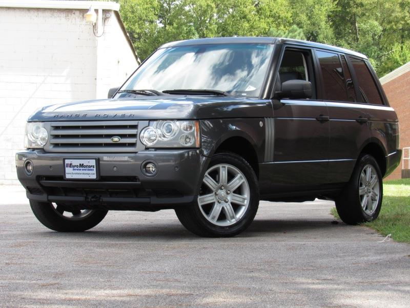 used land rover range rover for sale raleigh nc cargurus. Black Bedroom Furniture Sets. Home Design Ideas