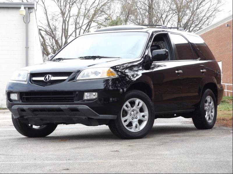 2006 Acura Mdx Touring W Navi Awd 4dr Suv W Nav In Raleigh