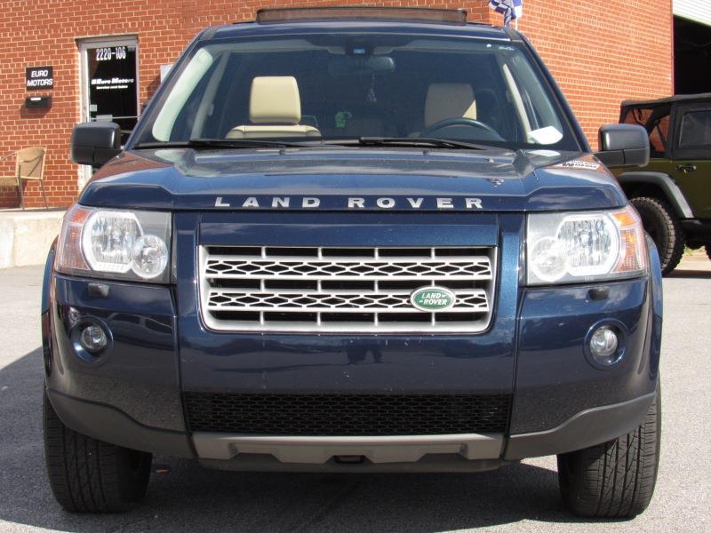 2008 Land Rover Lr2 Awd Se 4dr Suv W Tec Technology