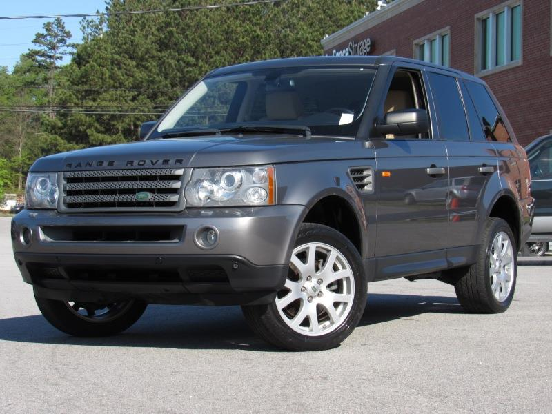 2008 Land Rover Range Rover Sport 4x4 Hse 4dr Suv In