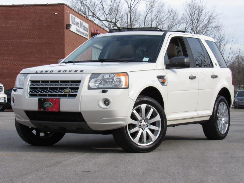 2008 land rover lr2 hse awd 4dr suv in raleigh nc euro. Black Bedroom Furniture Sets. Home Design Ideas
