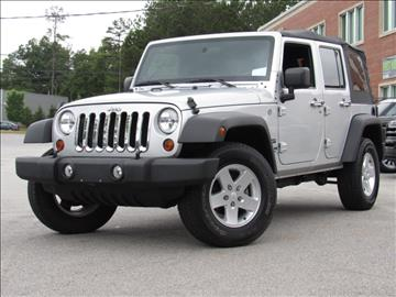 Jeep For Sale Raleigh Nc