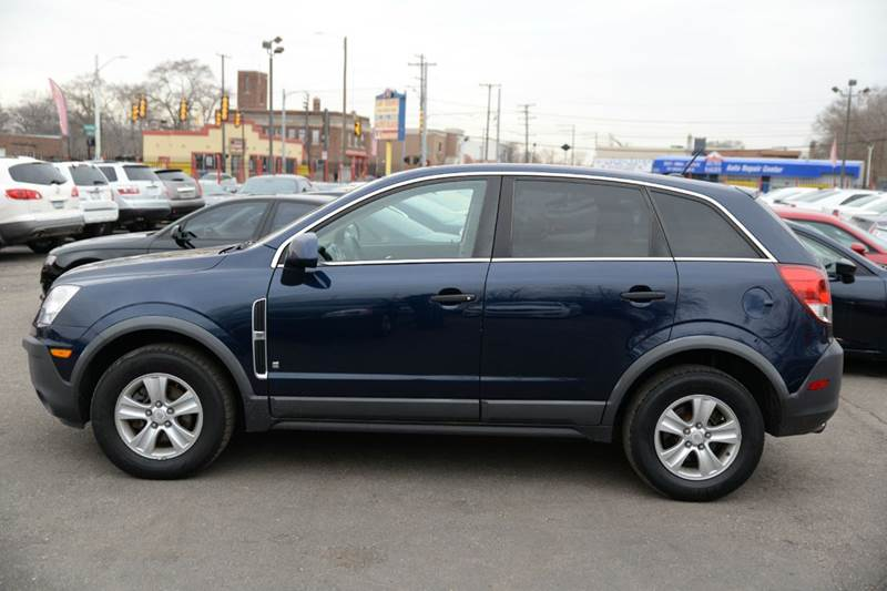 2009 saturn vue xe v6 awd 4dr suv in detroit mi car source. Black Bedroom Furniture Sets. Home Design Ideas