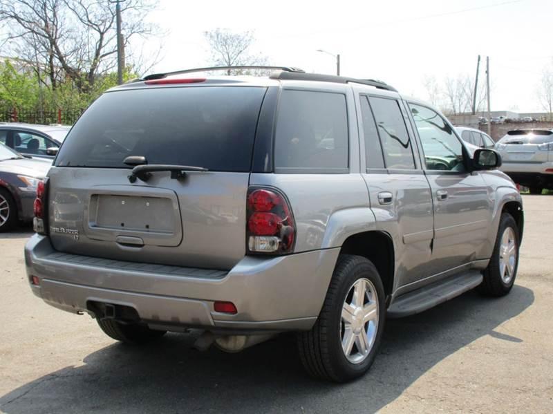2008 Chevrolet Trailblazer 4x2 Lt1 4dr Suv In Detroit Mi