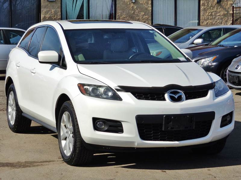 2008 mazda cx 7 grand touring 4dr suv in detroit mi car source. Black Bedroom Furniture Sets. Home Design Ideas