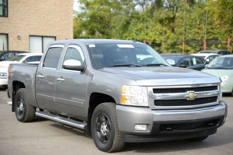2008 chevrolet silverado 1500 lt1 4wd 4dr crew cab 5 8 ft sb in detroit mi car source. Black Bedroom Furniture Sets. Home Design Ideas