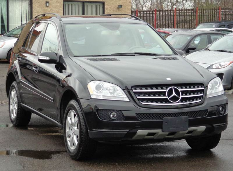 2007 mercedes benz m class awd ml350 4matic 4dr suv in for Mercedes benz ml 350 2007