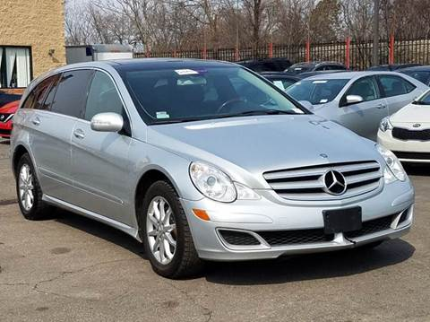 Used mercedes benz r class for sale michigan for Mercedes benz r class for sale