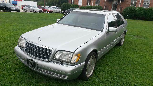 1999 mercedes benz s class s420 4dr sedan in raleigh for Mercedes benz s420