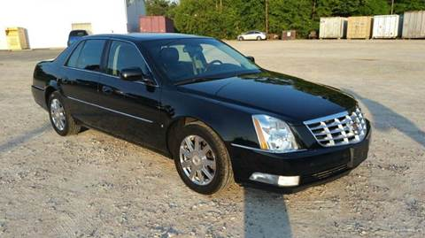 2008 cadillac dts for sale north carolina for 4042 motors garner nc