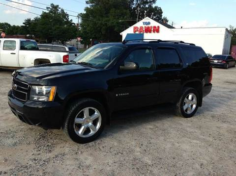 Chevrolet Tahoe For Sale Raleigh Nc
