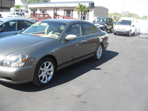 2004 Infiniti Q45 for sale in New Port Richey, FL