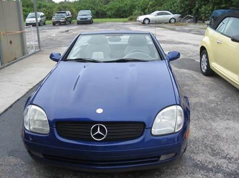 1999 Mercedes-Benz SLK for sale in New Port Richey, FL
