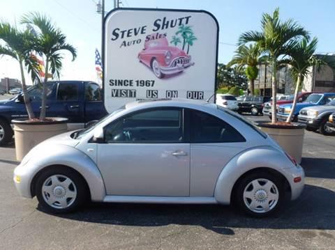 1999 Volkswagen New Beetle for sale in New Port Richey, FL