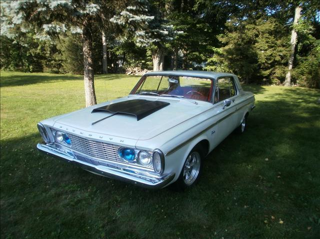 1963 Plymouth Belvedere  - Bridgeport CT