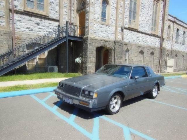 1987 Buick Regal T-Type Turbo - Bridgeport CT