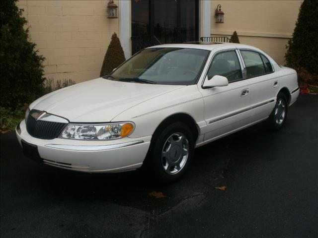 Used Cars Knoxville Tn >> Used 2001 Lincoln Continental for sale - Carsforsale.com