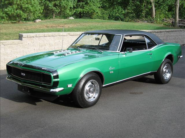 1968 Chevrolet Camaro rs/ss - Bridgeport CT