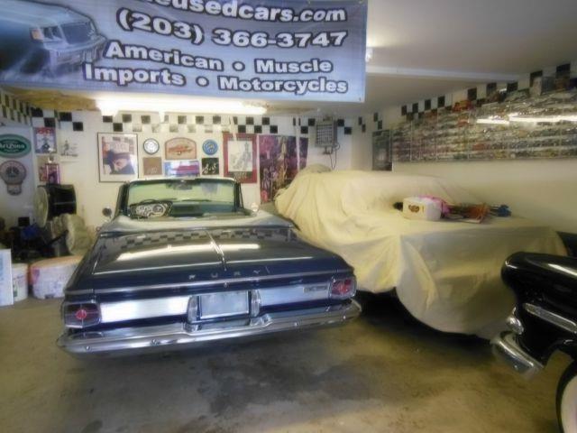 1963 Plymouth Fury Convertible - Bridgeport CT