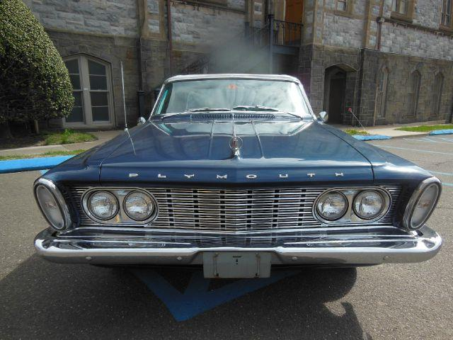 1963 Plymouth Fury Convertible - Bridgeport CT