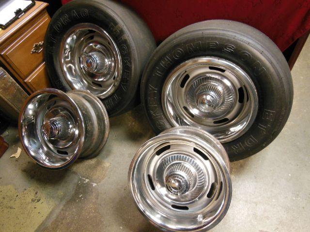 1964 Parts, Rims & Tires Corvette