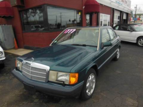 Mercedes benz 190 class for sale connecticut for Mercedes benz connecticut