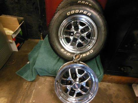 1964 Parts, Rims & Tires GTO for sale in Bridgeport, CT
