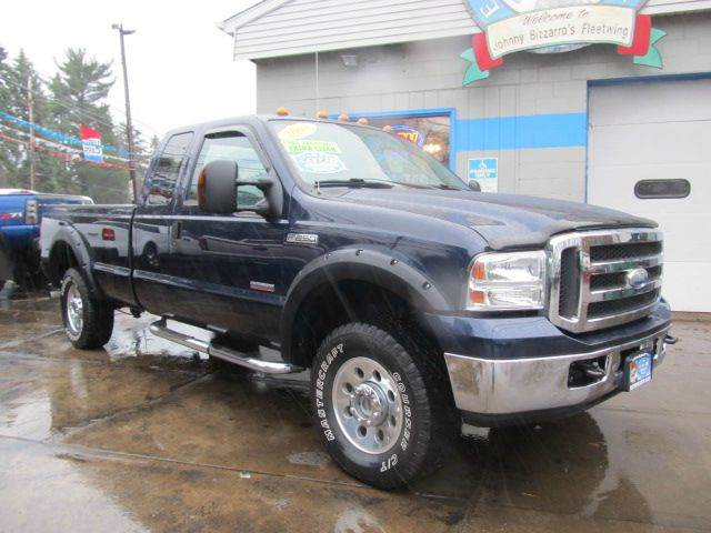 2005 ford f 250 super duty xlt 4dr supercab 4wd lb in erie pa johnny bizzarro 39 s fleetwing auto. Black Bedroom Furniture Sets. Home Design Ideas