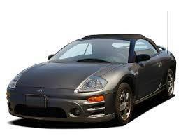2005 Mitsubishi Eclipse Spyder
