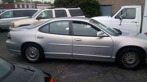2000 Pontiac Grand Prix for sale in West Carrollton, OH