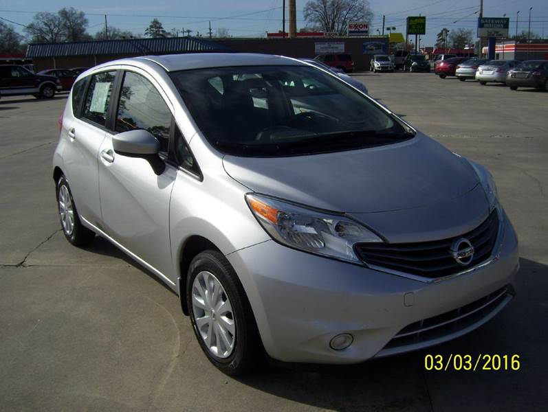 2015 nissan versa note sv 4dr hatchback in laurinburg nc. Black Bedroom Furniture Sets. Home Design Ideas
