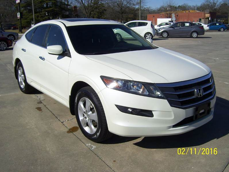 2010 honda accord crosstour ex 4dr crossover in laurinburg for Honda accord crossover