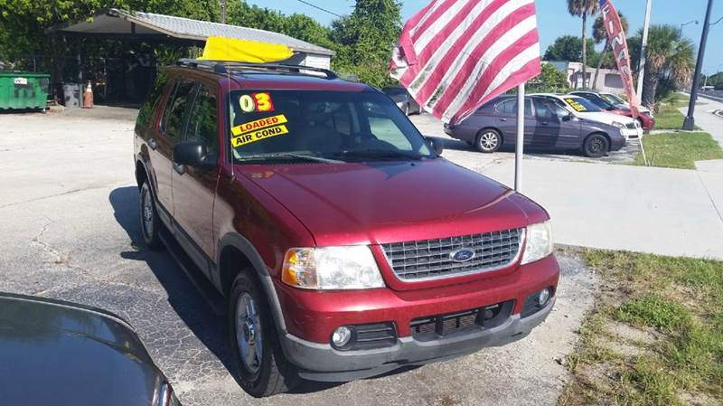 2003 Ford Explorer 4dr XLT 4WD SUV - Cocoa FL