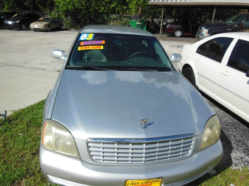 2003 Cadillac DeVille 4dr Sedan - Cocoa FL