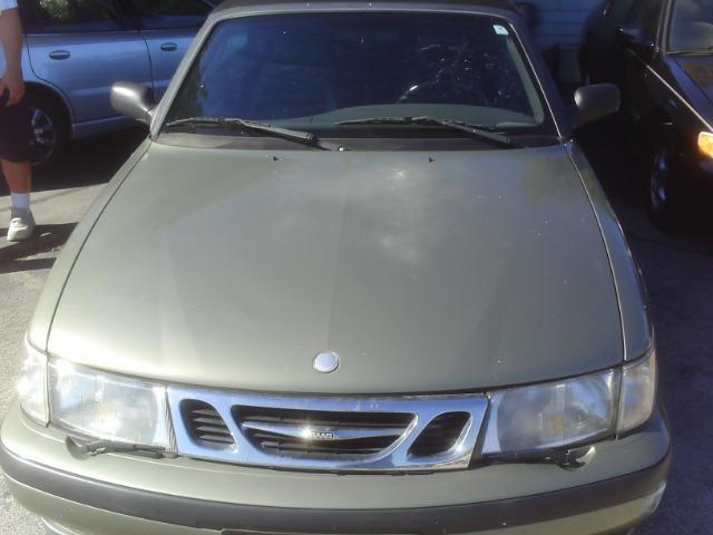 1999 Saab 9-3 Convertible - Cocoa FL